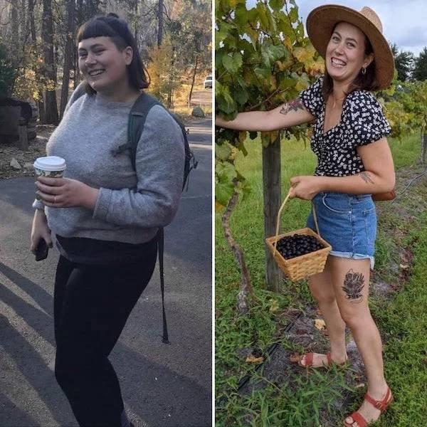 Fantastic Women Transformations (28 pics)