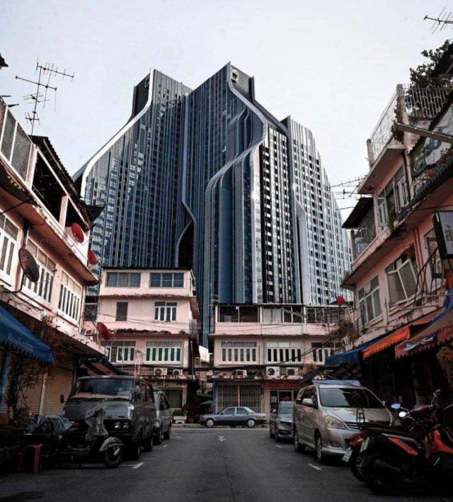 Interesting Architecture All Over The World (21 pics)