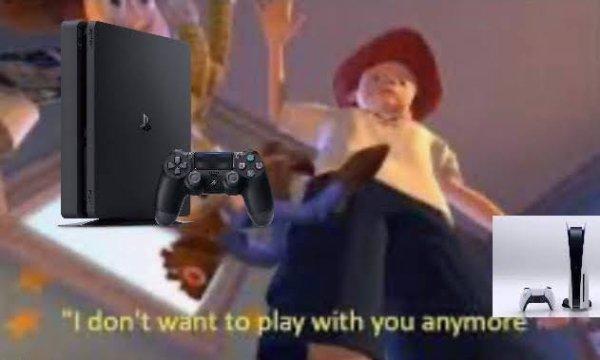 XBOX And PS5 Memes (27 pics)