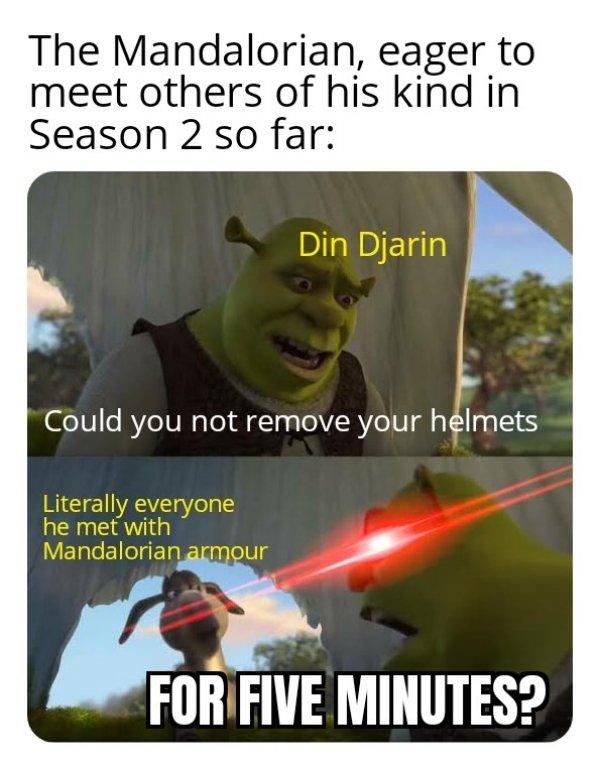 The Mandalorian Season 2 Memes (31 pics)