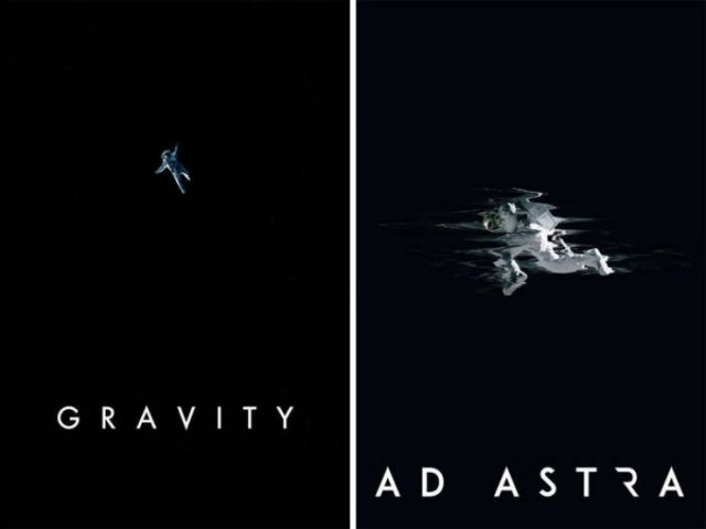 Movie Posters That Look Almost The Same (30 pics)