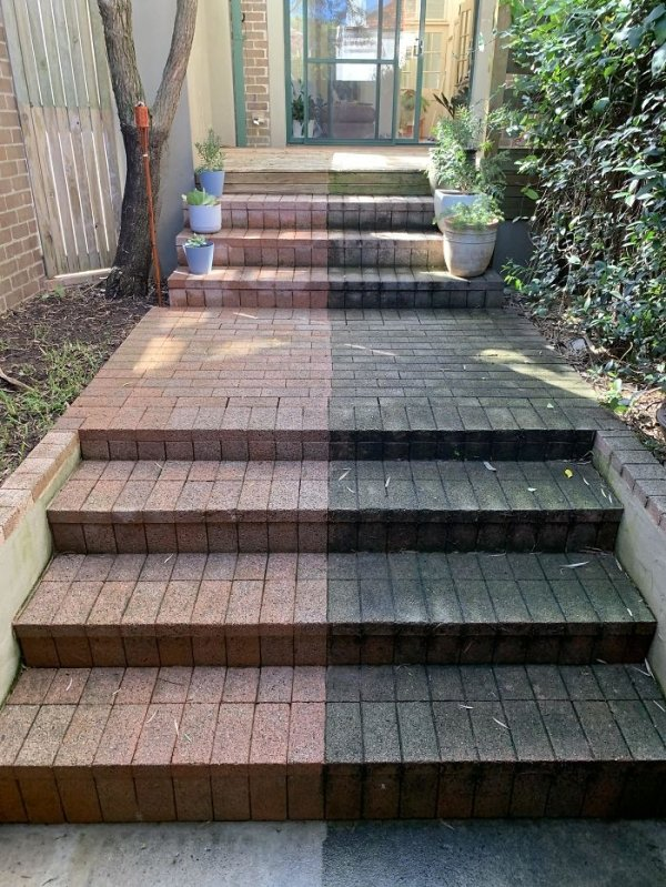 Power Washing Satisfaction (41 pics)