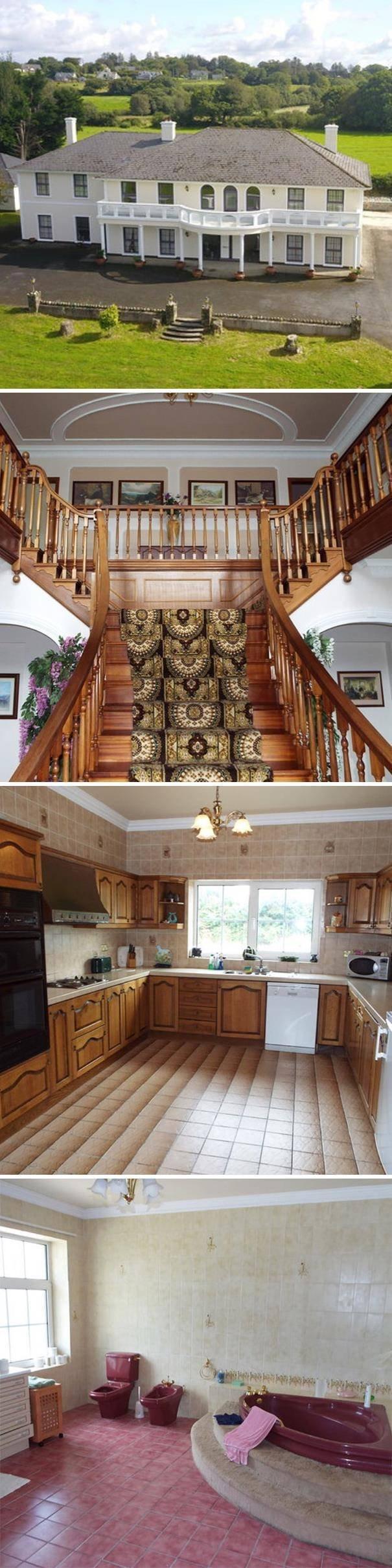 Irish Houses (30 pics)