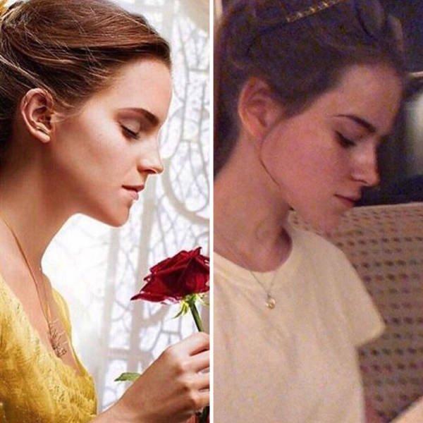This 17-Year Old Girl Looks Exactly Like Emma Watson (15 pics)