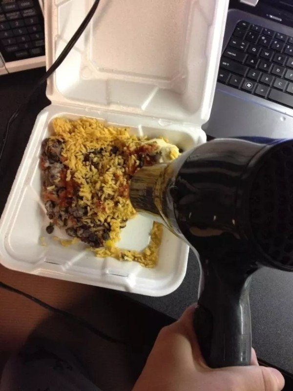 Laziness In Cooking And Eating (20 pics)