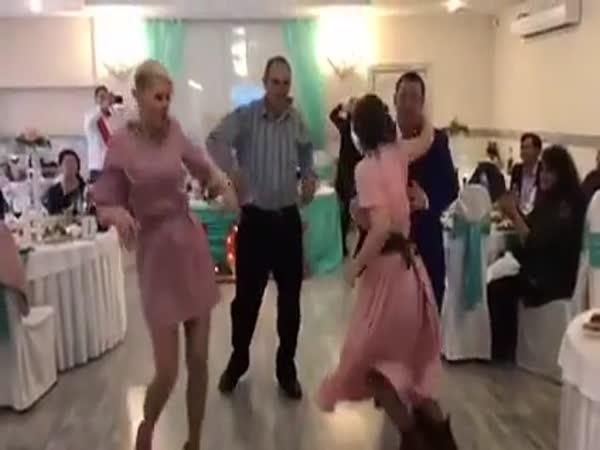Dancing Gone Wrong