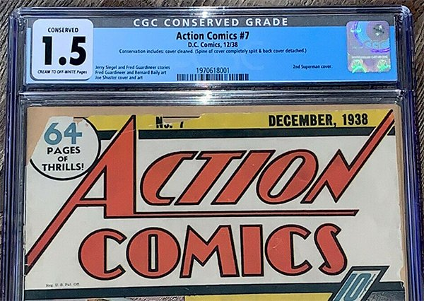 The Most Valuable Comic Books (11 pics)