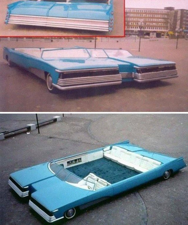 Fantastic Inventions From The Past (30 pics)