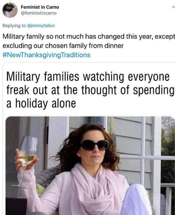 Thanksgiving 2020 Traditions (28 pics)