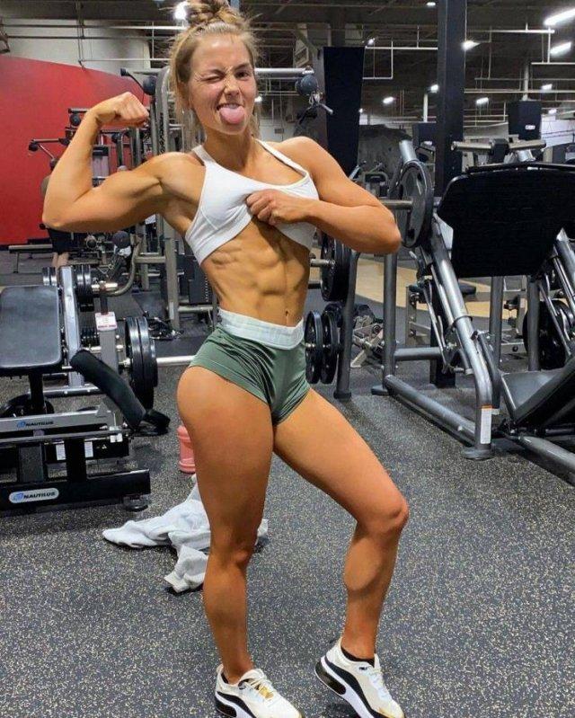 رياضية بنات (45 صورة)