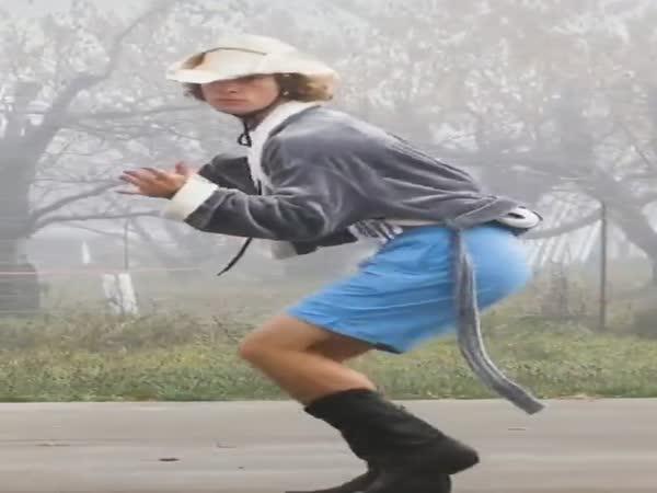 The Cowboy Dancer