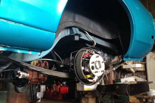1969 Mustang Mach 1: Amazing Restoration (30 pics)