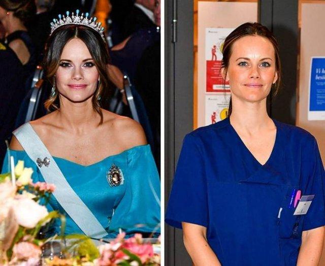 Jobs Of Royal Family Members (9 pics)
