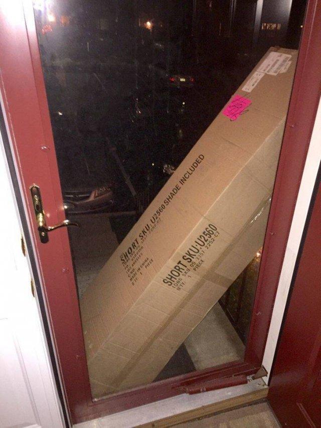 Delivery Fails (17 pics)