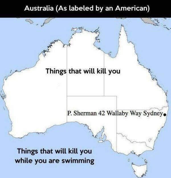 It May Happen Only In Australia (18 pics)
