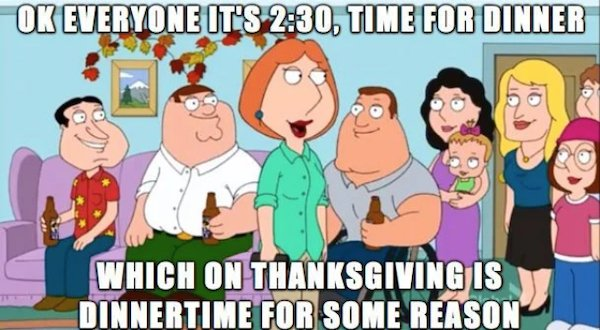 Thanksgiving Memes And Pictures (50 pics)