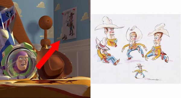 'Toy Story' Facts (15 pics)
