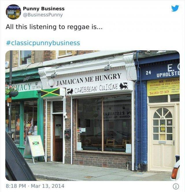 Weird Business Names (42 pics)