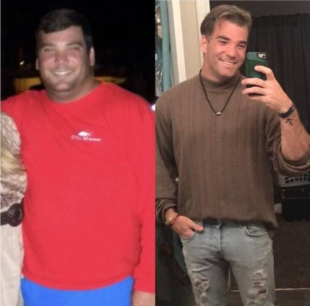 These People Dramatically Changed Their Lives (20 pics)