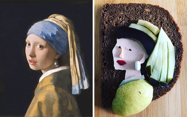 Sandwich Art (25 pics)