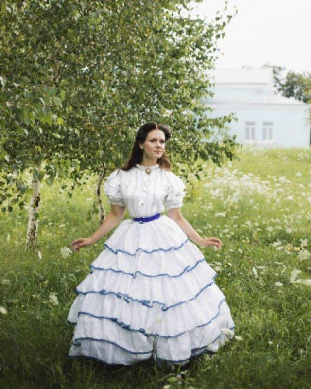 19th Century Looks By Mila Povoroznyuk (50 pics)