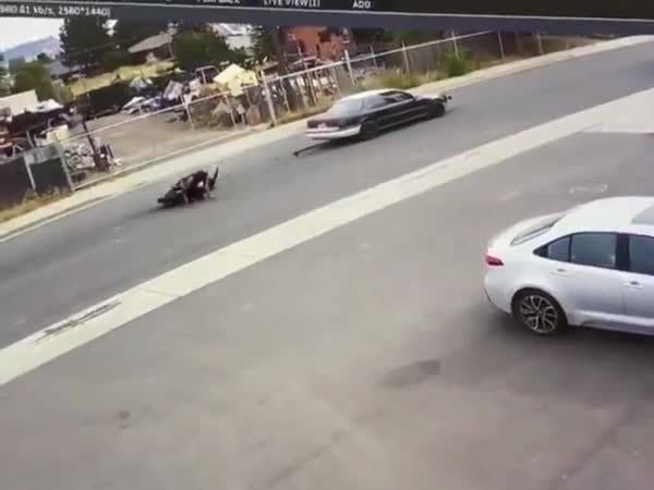 Towing Gone Wrong
