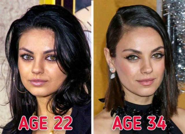These Celebrities Are Not Aging (15 pics)