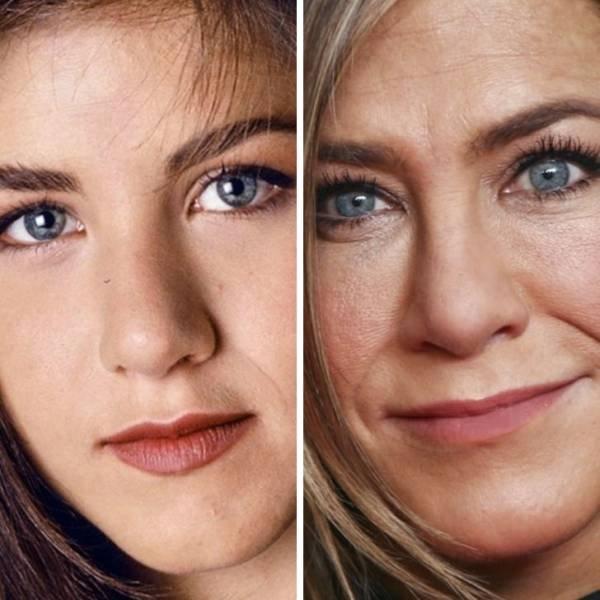Celebrity Changes (24 pics)