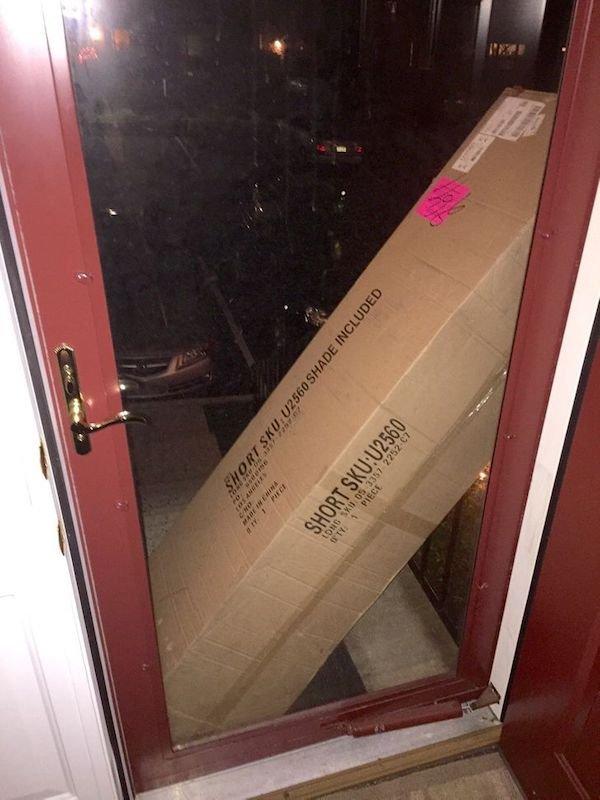 Delivery Fails (16 pics)