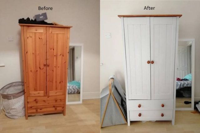 Old Things Turned Into Something New (28 pics)
