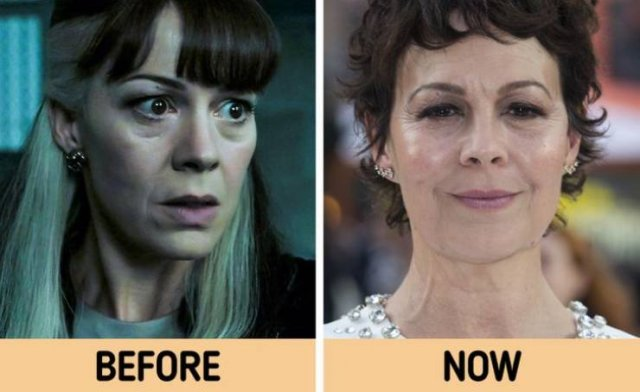 'Harry Potter' Cast: Then And Now (15 pics)