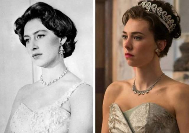 'The Crown': Cast Compared To Real Persons (19 pics)