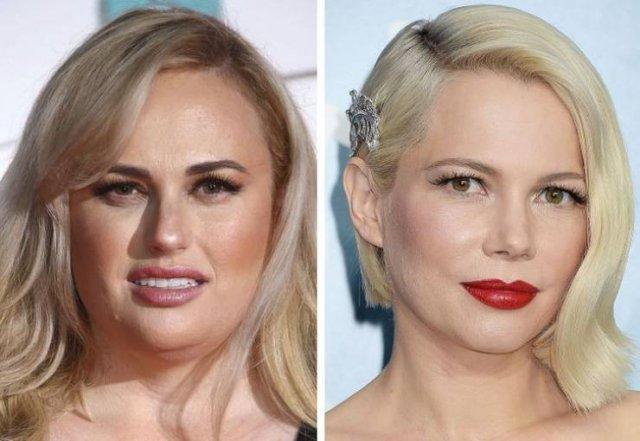 Same Age Celebrities (17 pics)