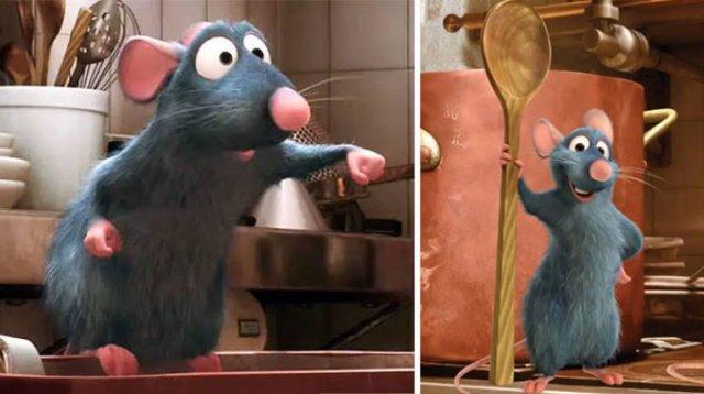'Ratatouille' Hidden Details (36 pics)