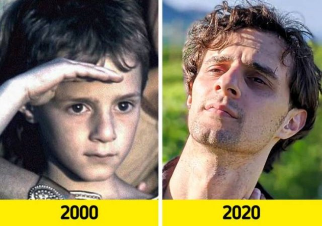'Gladiator' Cast: Then And Now (19 pics)