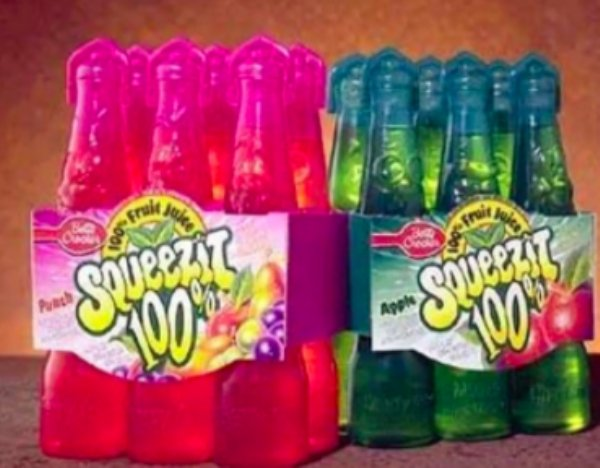 Food From '90s (33 pics)