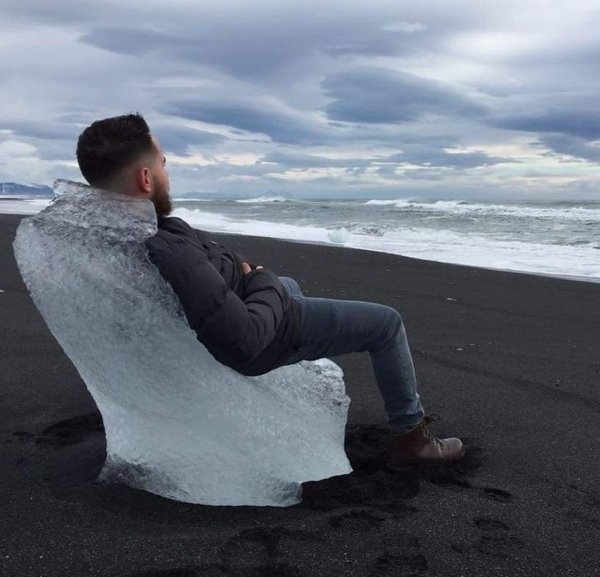 It's Very Cold Outside (19 pics)