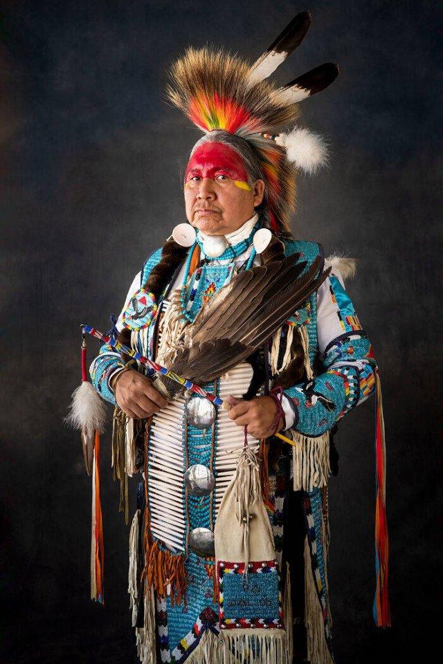 Native Americans Photos By Craig Varjabedian (16 pics)