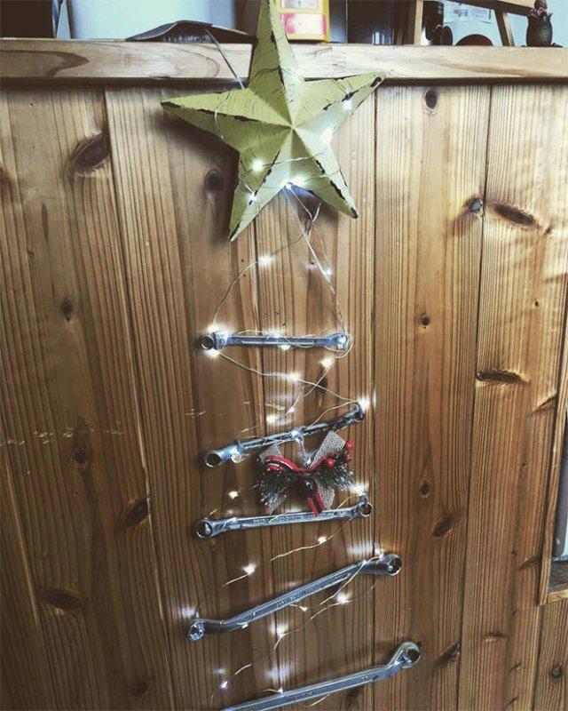 Unusual Christmas Tree Ideas (22 pics)