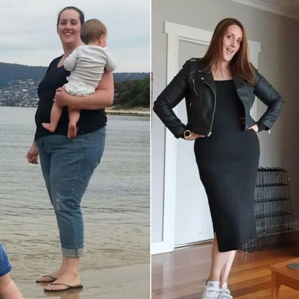 People Show Off Their Life Changes (18 pics)