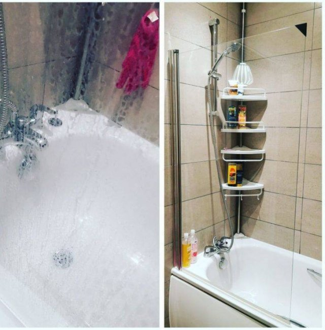 Things Before And After Cleaning (19 pics)