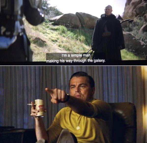 'Mandalorian' Memes (39 pics)