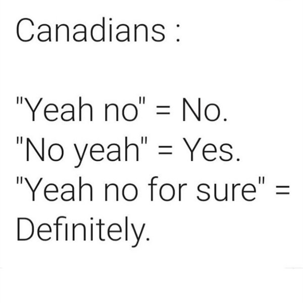 Only In Canada (25 pics)