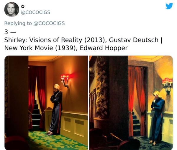 The Origins Of The Iconic Movie Scenes (19 pics)