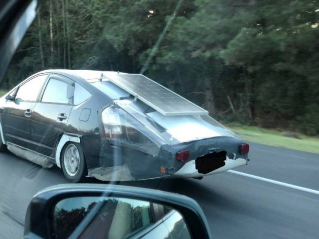 Funny And Weird Cars (47 pics)