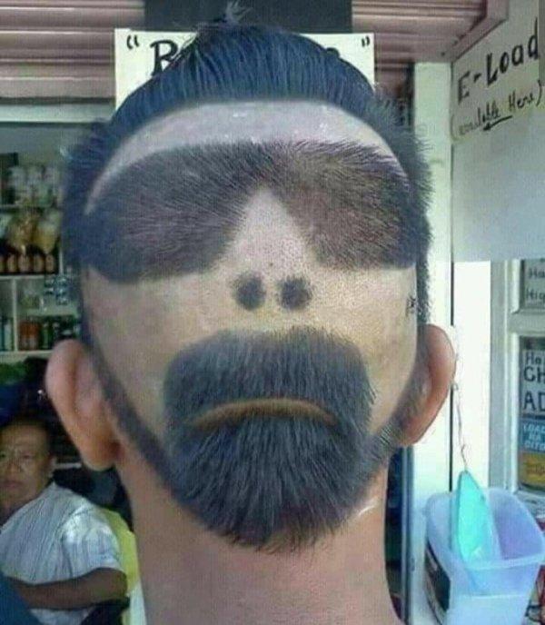 Weird Haircuts (29 pics)