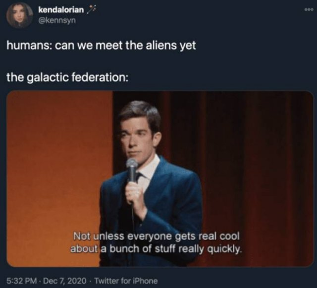 Internet Reaction To 'The Jerusalem Post' Article About Aliens Existence (20 pics)