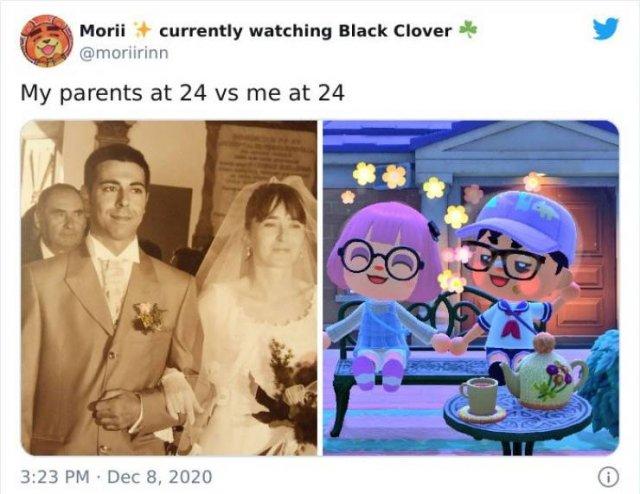Times Changed A Bit (28 pics)