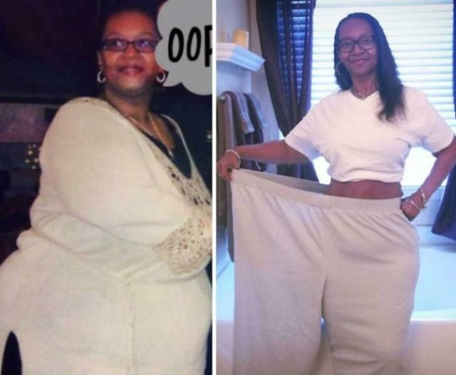 People Show Off Their Transformations (40 pics)