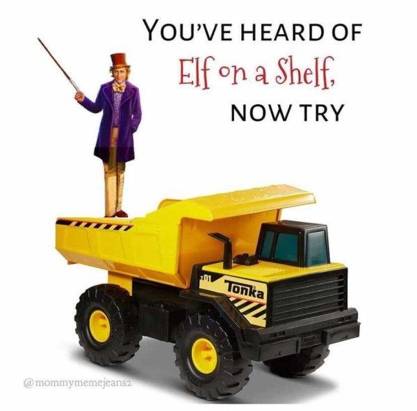 'Elf On The Shelf' Memes (36 pics)
